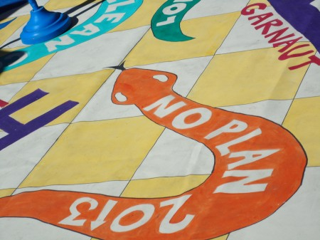 Climate Snakes and Ladders at Gladesville and West Ryde