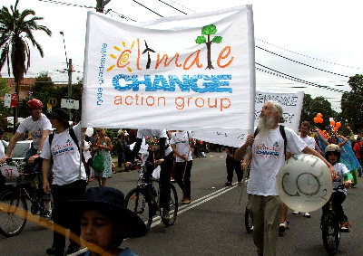Climate Change at the Granny Smith Festival